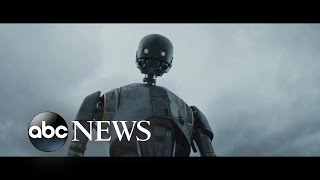Star Wars Rogue One: Creating K-2SO