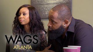 WAGS Atlanta | Kesha Norman & C.J. Mosley Fear CTE Diagnosis | E!
