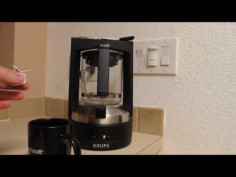 Coffee Maker Krups KM4689 Moka Brewer