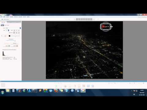 Adding The Copyright Symbol And Name To Photo's In Picasa Step By Step Tutorial
