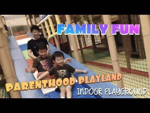 PARENTHOOD PLAYLAND @ SUNWAY PYRAMID
