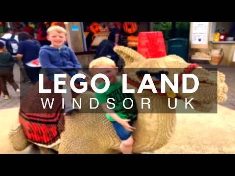 Legoland at Legoland Windsor, UK - Legoland Waterpark - Visit UK - Trips to Legoland Windsor