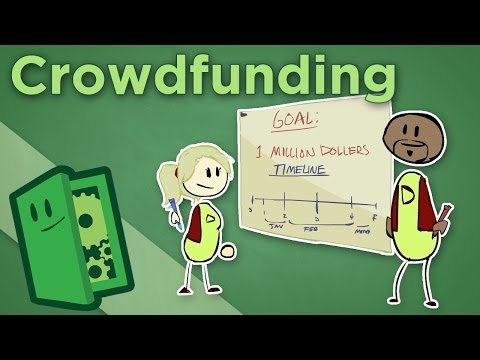 Crowdfunding - How Kickstarter Helps Games Innovate - Extra Credits