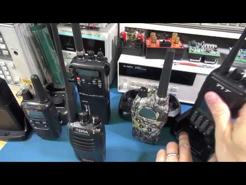 Two Way Radio Review / Range Tests - Part 2