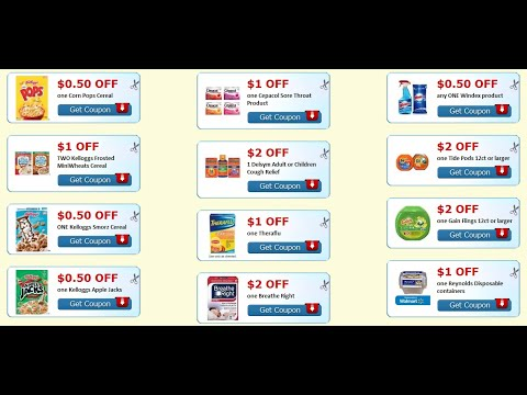 New Printable Coupons Updated 9/18 - Coupons.com