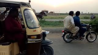 Dilbar jani vs porcho horse race karachi