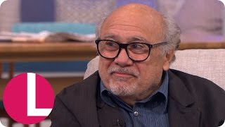 Danny Devito Gets His Troll Foot Out And Has Lorraine In Stitches Lor