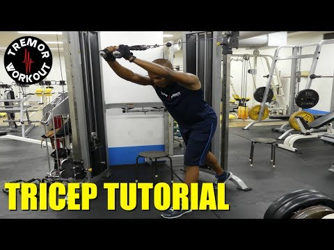 How To Work Out Your Triceps