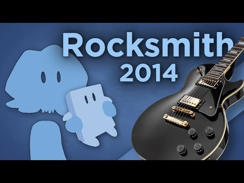 James Recommends - Rocksmith 2014 - Learn Guitar from a Game