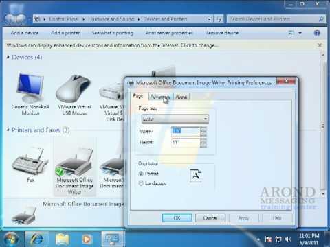 Using Windows 7 - Understanding Dialog Box Controls