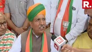 Download Arjun Ram Meghwal Speaks To Republic TV Ahead Of PM Modi's Swearing-In Ceremony   #ModiSarkar Video