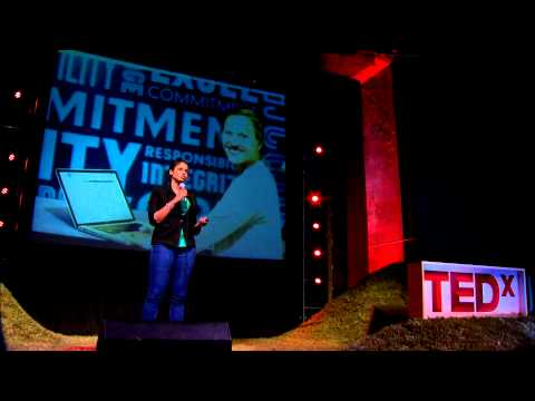 How mentoring can reshape our communities | Brit Fitzpatrick | TEDxJackson