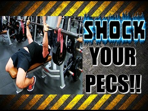 Shock Your Muscles Into More Muscle Growth [My #1 Chest SHOCKER]