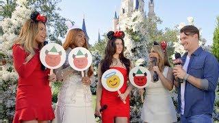 Naughty Or Nice with Fifth Harmony, Dove Cameron, Sofia Carson & More | Radio Disney