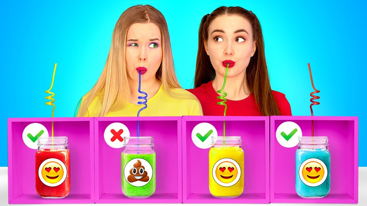 DON'T CHOOSE THE WRONG MYSTERY DRINK CHALLENGE    Last To Stop Wins! Funny Pranks By 123 GO! FOOD