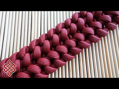 How to Make the Lust for Life Paracord Bracelet Tutorial