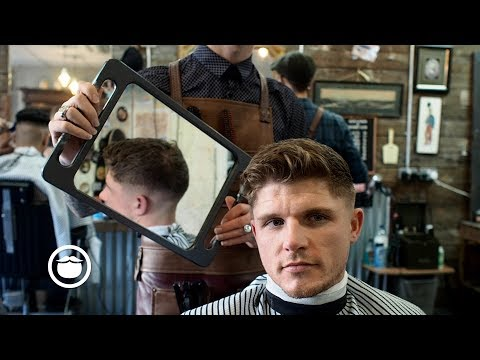 Low Skin Fade Haircut with Stylish Top