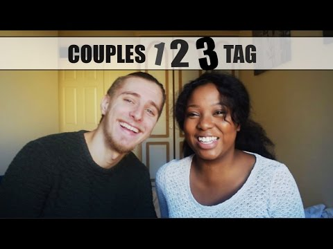 123 COUPLES TAG - Ollie + Tay