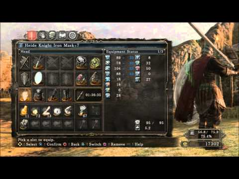 Dark Souls 2: How to get Boss Armor