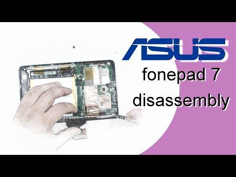 ASUS Fonepad 7 Disassembly ME373CG ME372CG ME372CL ME371MG FE375CG FE375CG
