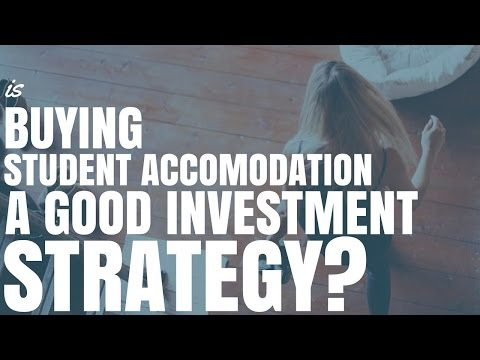 Is Buying Student Accomodation A Good Investment Strategy? (Ep302)