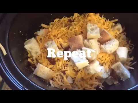 Crock Pot Breakfast Casserole