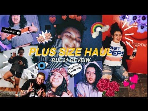 rue21 PLUS SIZE HAUL & REVEIW