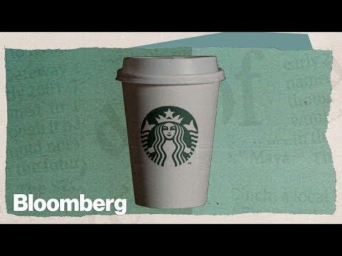How Starbucks Found Its Mermaid Logo