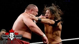 NXT Takeover: Toronto - RELIVE only on WWE Network