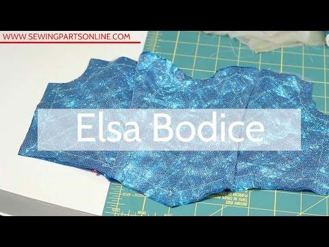 Disney's Frozen - Elsa Costume Tutorial: Part 2