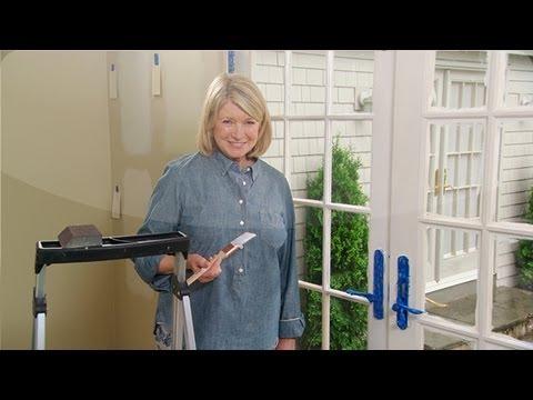 Ask Martha: Painting Windows and Doors - Martha Stewart
