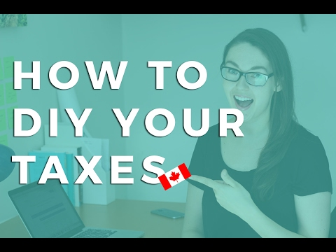 How to File Your (Canadian) Taxes Online
