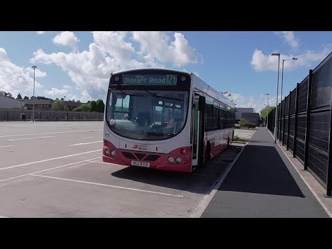 Buses in Belfast May 2018 (part 1)