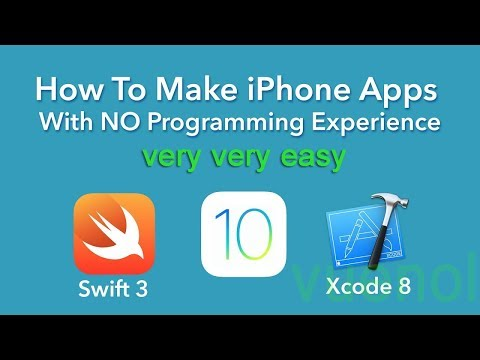 how to make app without knowing any coding