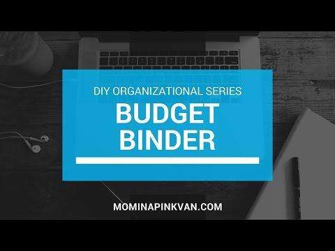 Home Finance Binder!