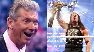 5 Reasons Vince Wants Roman Reigns to BEAT Undertaker at WrestleMania 33