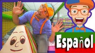 Blippi Español Juega Y Aprende En El Parque De Juegos