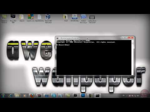 Command Prompt Basics - Browsing Folders [Tutorial 1]