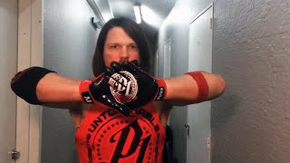 AJ Styles and Finn Bálor speak on crossing paths for the first time at WWE TLC: Exclusive, Oct. 21