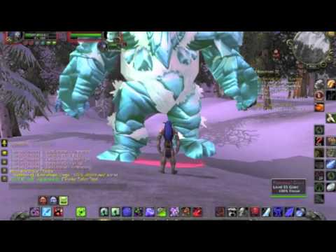 How to fly in azeroth 4.0.3a world of warcraft LIVE SERVER!