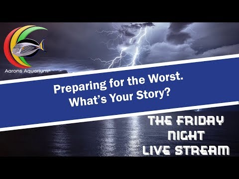Preparing for the Worst. What's Your Story?