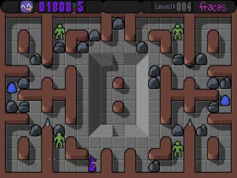 DOS Game: Fracas
