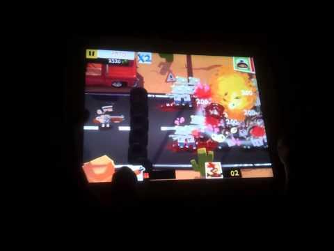 Redneck Revenge Gameplay on iPad