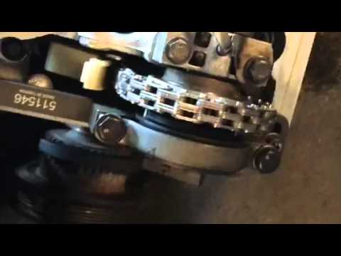 4.0 Ford Explorer Cambio cadena de Tiempo.
