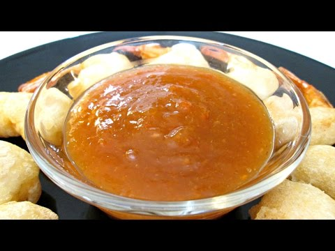 Sweet and Sour Sauce - for Pork, Chicken and Shrimp - PoorMansGourmet