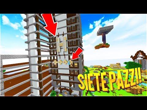 PAZZI! L'AVETE FATTO VERAMENTE! - Minecraft City ITA