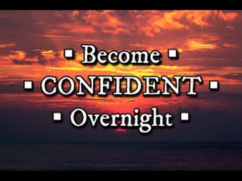 Build Extreme SELF ESTEEM & SELF CONFIDENCE Overnight! Enhanced Subliminal Sleep Meditation Music
