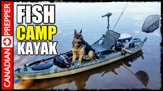 Fishing Kayak Pelican Catch 120 Setup! | Music Jinni