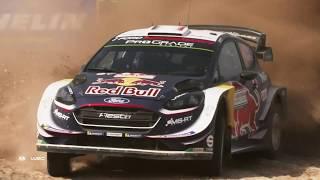 WRC - Rally Italia Sardegna 2018 / M-Sport Ford WRT: Sunday Recap
