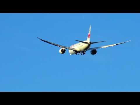 Air Canada 787-9 go-around at Toronto Pearson YYZ